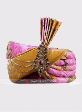 Velvet Designer Safa