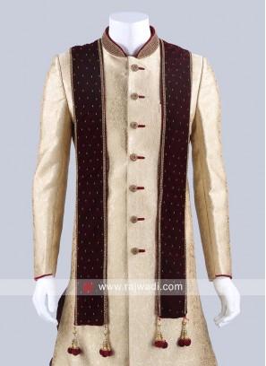 Velvet Fabric Dupatta With Stylish Latkan