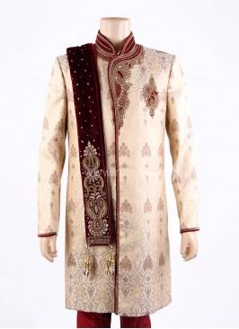 Velvet Wedding Dupatta with Latkan