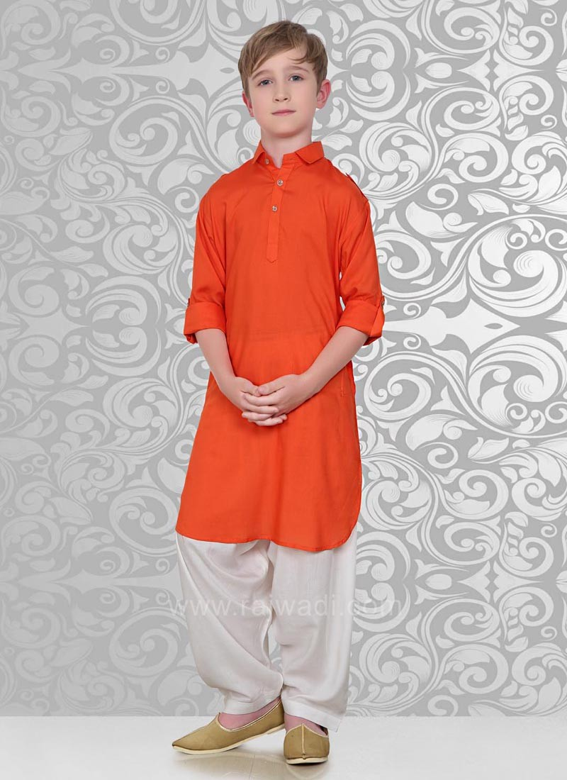 Voile Fabric Pathani For Wedding