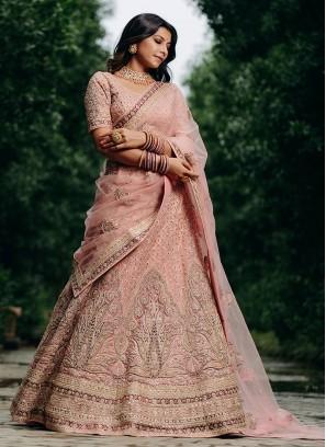Wedding Bride Wear Lehenga Choli