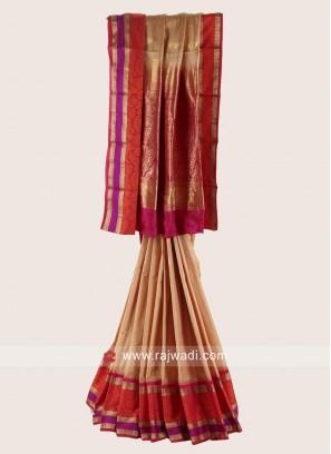 Wedding Designer Weaved Saree