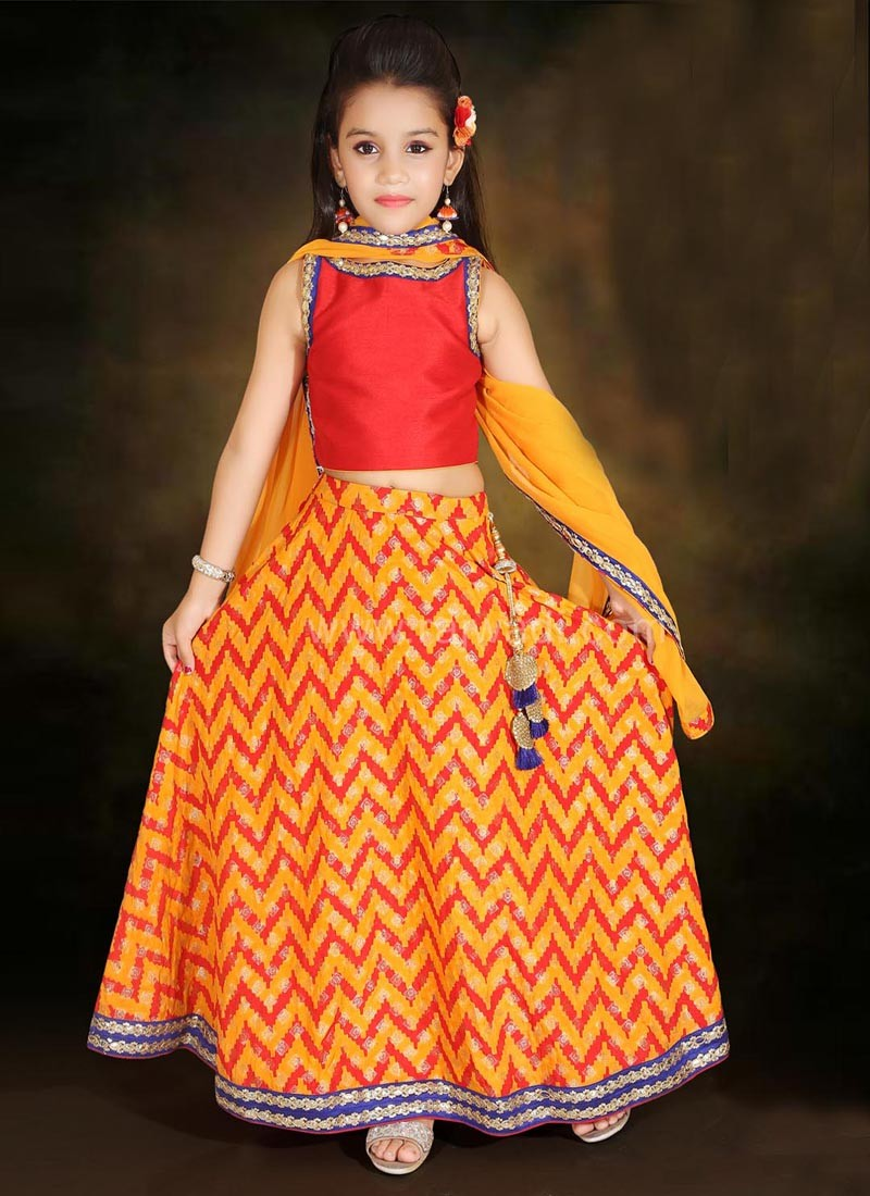 Wedding Embroidered Choli Suit with Dupatta