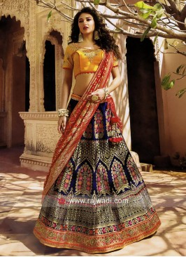 Wedding Exclusive Lehenga Choli
