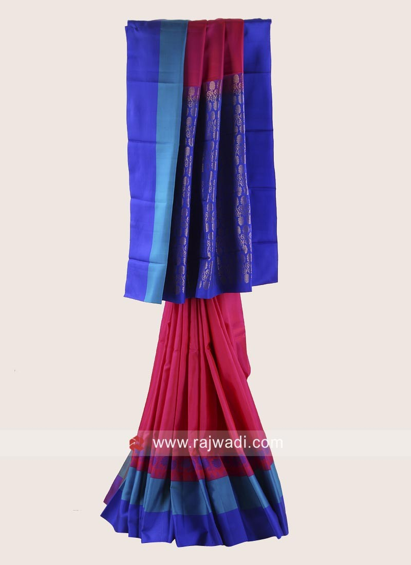 Wedding Exclusive Weaved Saree