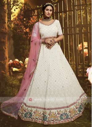 Wedding Georgette Lehenga Choli