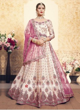Wedding Heavy Work Lehenga Set