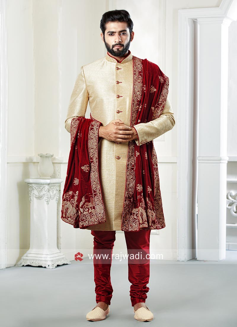 Wedding Indo Western For Mens
