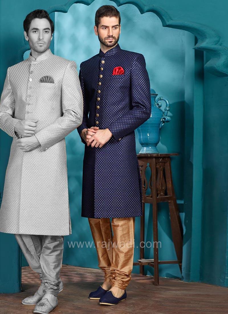 Wedding Indo Western Sherwani