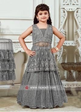 Wedding Lehenga Choli For Kids