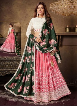 Wedding Style Beautiful Lehenga Choli