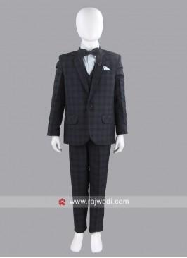 Wedding Wear Boys Grey Suit