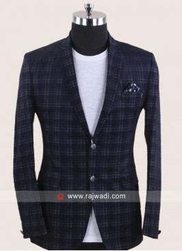 Wedding Wear Corduroy Blazer