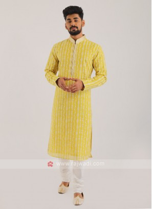 Wedding Wear Kurta Pajama