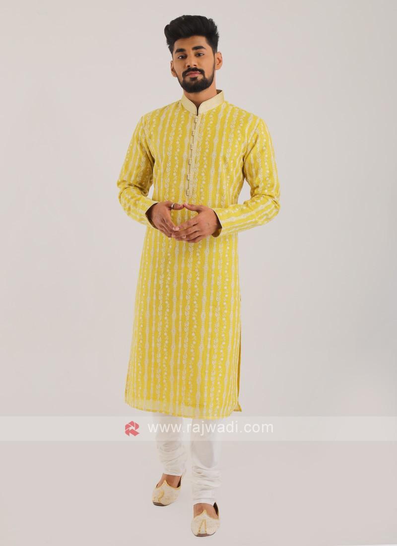 Wedding Wear Kurta Pajama
