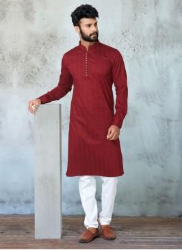 Wedding Wear Kurta Pajama Set