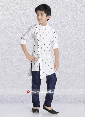 Wedding Wear Kurta Set For Boys