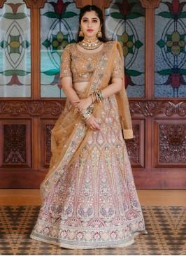 Wedding Wear Lehenga Choli