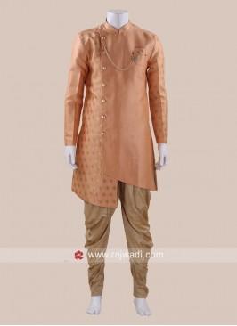 Wedding Wear Patiala Suit For Mens