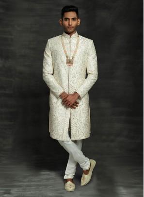 Wedding Wear Sherwani For Groom