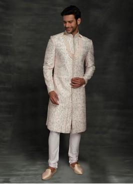 Wedding Wear Shrewani For Groom