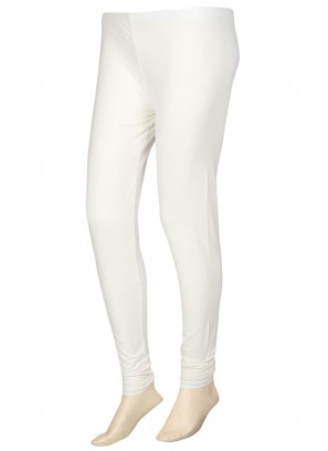 White Hosiery Leggings