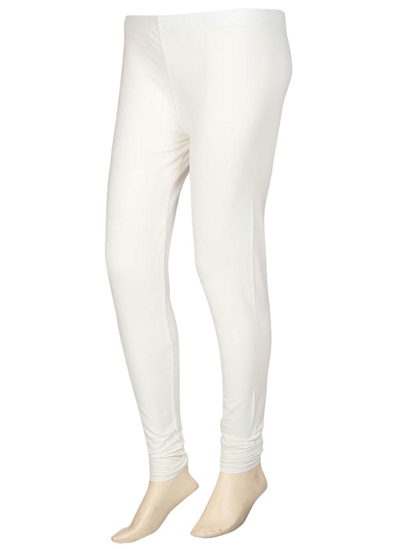 White Hosiery Leggings