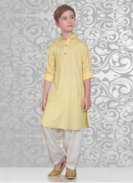 Winsome Party Wear Pathani Suit