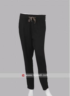 Women black pyjama