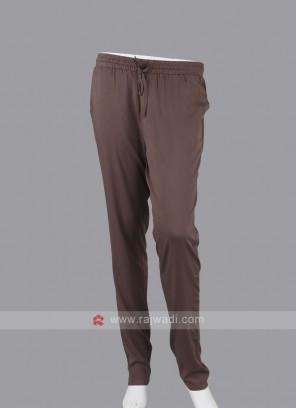Women Brown color pyjama