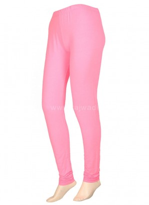 Women Hot Pink Leggings