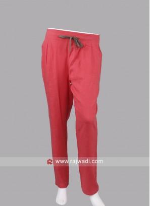 Women peach pyjama