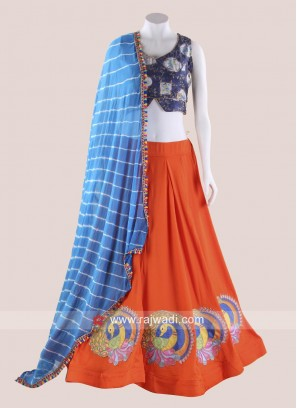 Women's Chaniya Choli for Navratri