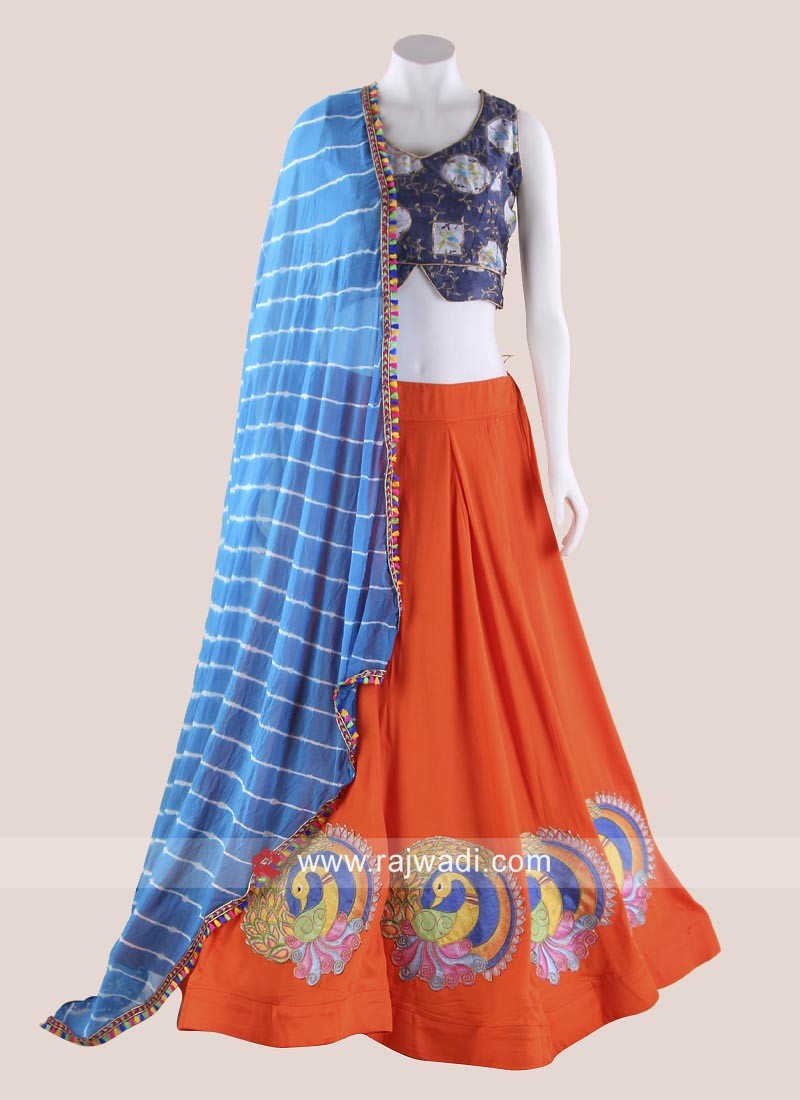 Women's Chaniya Choli for Navratri