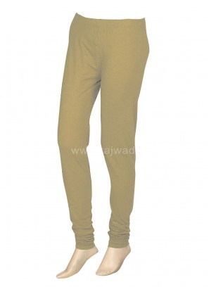Women Skin Coloured Leggings