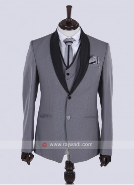 wonderful grey color suit