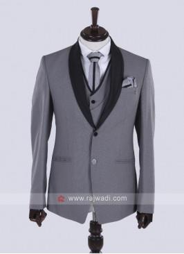 wonderful grey color suit