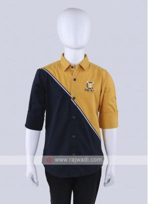 Wonderful Mustartd Yellow Shirt