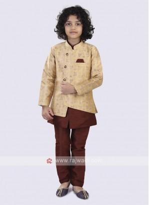 Wonderful Nehru Jacket For Boys