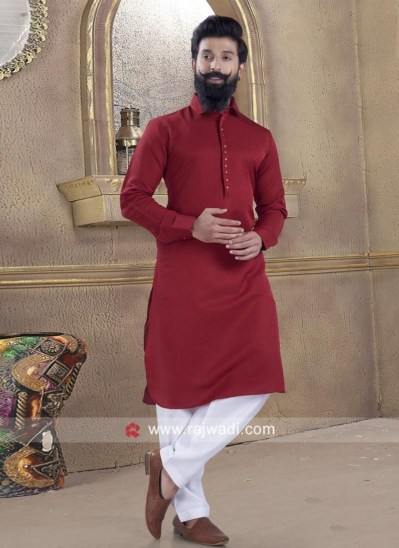 Wonderful Party wear Pathani Suit