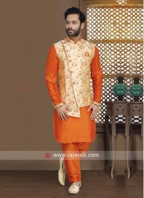 Wonderful Wedding Nehru Jacket