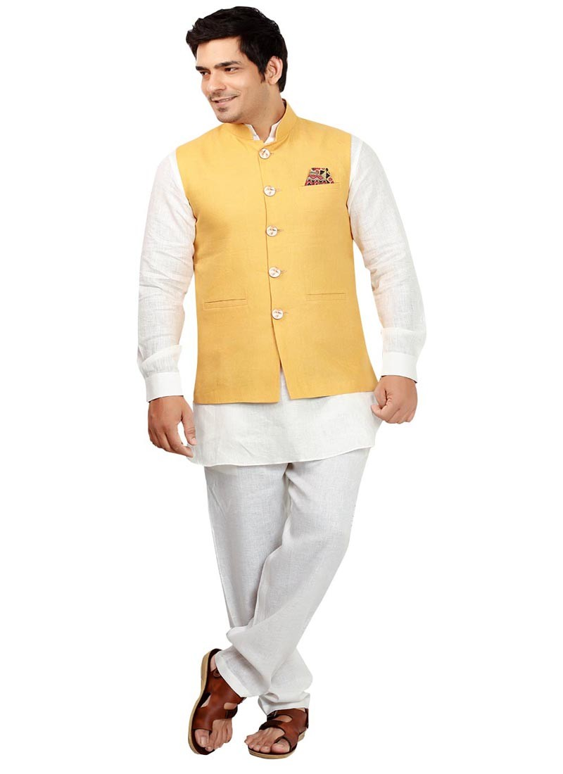 Wonderful Wedding Nehru Jacket
