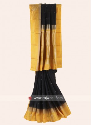 Woven Pure Silk Saree