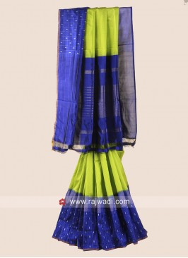 Zari Weaved Patola Saree