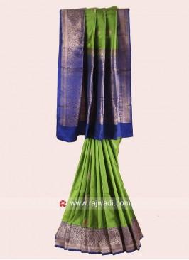 Zari Woven Pure Silk Saree