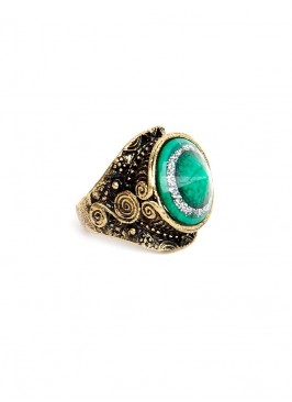 Zinc Alloy Stylish Ring