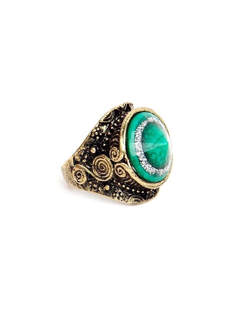 Zinc Alloy Stylish Ring