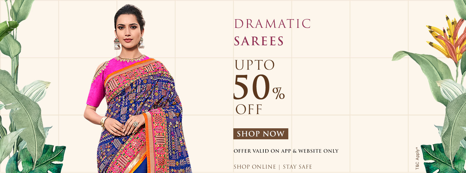 womens sarees on sale