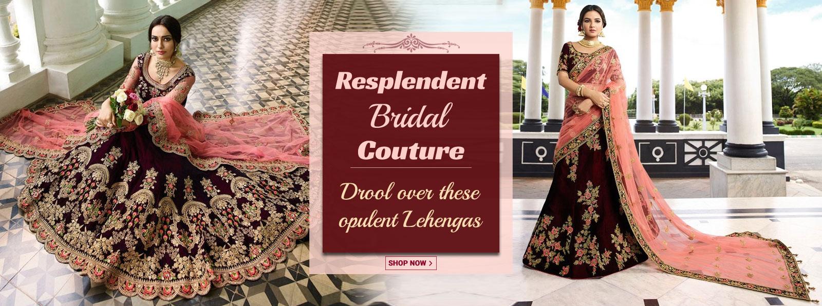 Bridal-Lehengas
