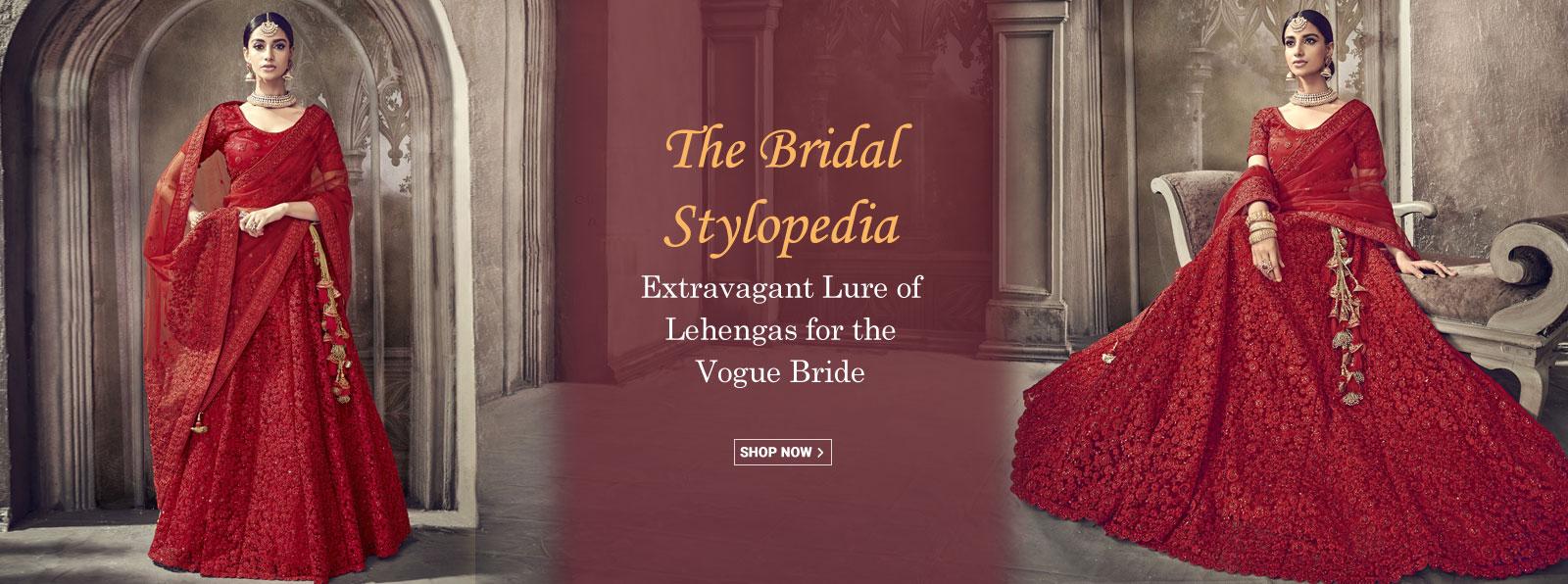 Bridal_Lehengas